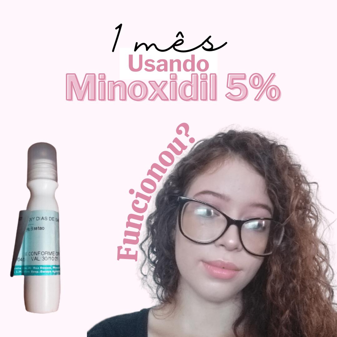 minoxidil 5% nas sobrancelhas, funcionou?
